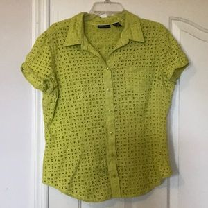 Unique perfect embroidered shirt.